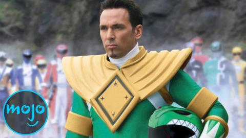 Top 10 Green Rangers From Power Rangers