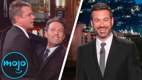 Top 10 Hilarious Jimmy Kimmel Guests