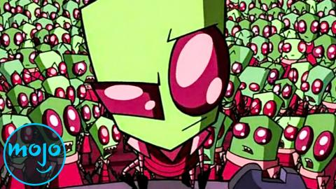 Top 10 Invader Zim Episodes