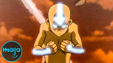 Top 10 Most Epic Bending Moments in Avatar