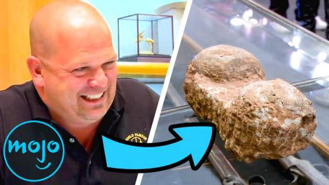 Top 10 Most Outrageous Pawn Stars Items