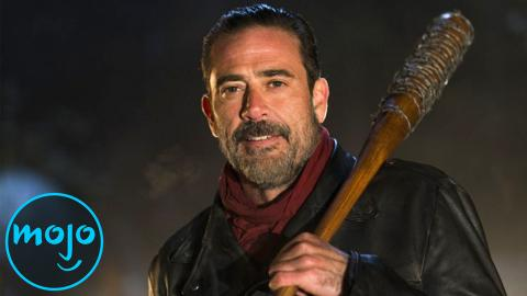 Top 10 Negan Moments on The Walking Dead