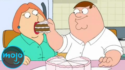 Top 10 Reasons Why Lois Griffin Should Divorce Peter