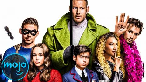 Top 10 Reasons to Watch The Umbrella Academy