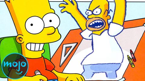 Top 10 The Simpsons Fan Theories