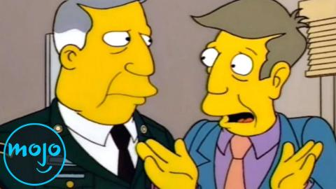 Top 10 Simpsons Moments That Made Fans Rage Quit
