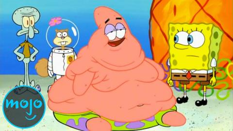 Top 10 SpongeBob Controversies