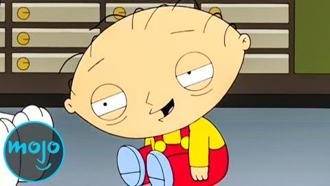 Top 10 Best Stewie Griffin Moments on Family Guy