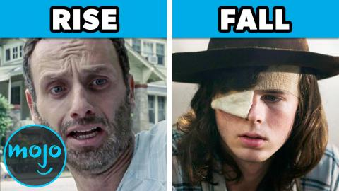 Top 10 Things That Lead to the Rise and Fall of The Walking Dead