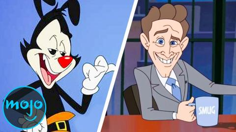 Top 10 Times Animaniacs Made Fun of Celebrities