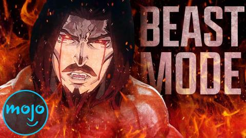Top 10 Times Castlevania Characters Went Beast Mode