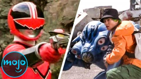 Top 10 Times Power Rangers Went Too Far