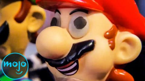 Top 10 Times Robot Chicken Made Fun of Video Games