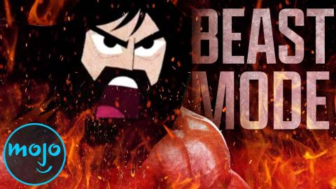 Top 10 Times Samurai Jack Went Beast Mode