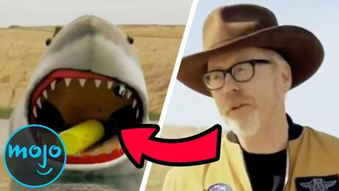 Top 10 Unexpected Myths Busted on MythBusters