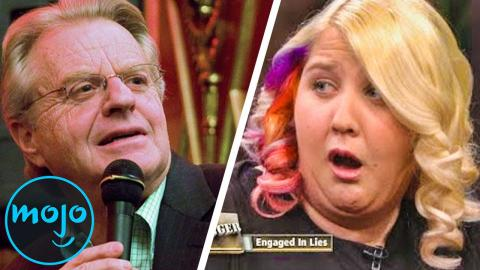 Top 10 WTF Moments on The Jerry Springer Show