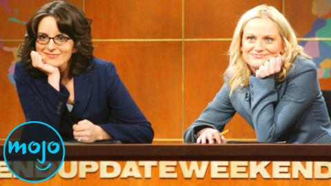 Top 10 Weekend Update Hosts
