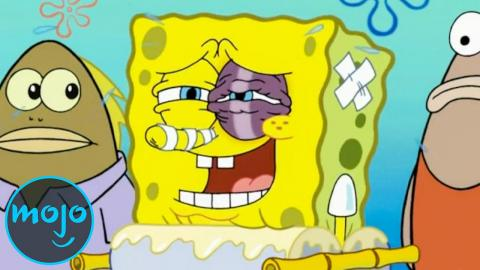 Top 10 Worst Things That Ever Happened to SpongeBob SquarePants