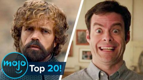 Top 20 HBO Characters of All Time