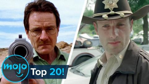 Top 20 Pilot Episodes of the Century (So Far)