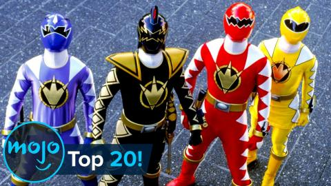 Top 20 Coolest Power Rangers Outfits