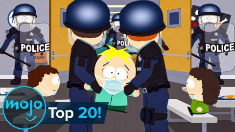 Top 20 Times South Park Tackled Serious Issues