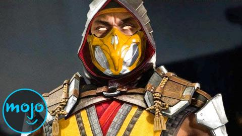 Mortal Kombat Games RANKED From Worst to Best