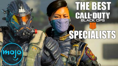 Top 10 CoD Black Ops 4 Specialists