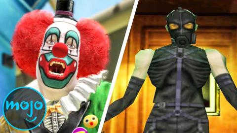 Top 10 Craziest Video Game Characters Ever