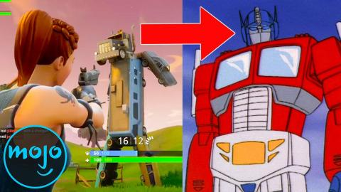 Top 10 Fortnite Easter Eggs