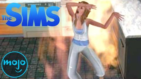 Top 10 Hilariously Twisted Things to Do in Sims Games (ft. Todd Haberkorn)