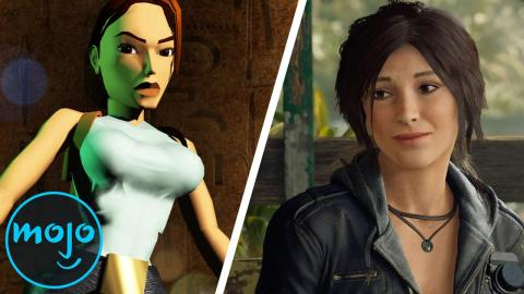 Top 10 Iconic Video Game Characters That Were Toned Down