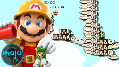 Top 10 Insane Mario Maker 2 Levels