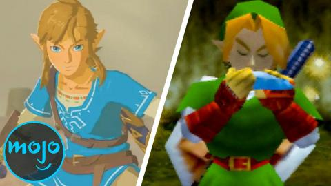 Top 10 Legend of Zelda Games of All Time
