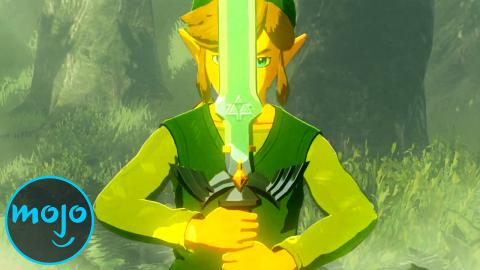 The Legend of Zelda: A Complete History - Part 1 | WatchMojo com