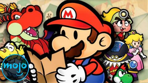 Top 10 Mario Games That Need To Be Remastered