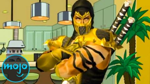 Top 10 Best Mortal Kombat Character Crossovers