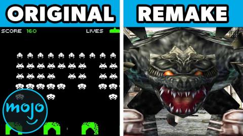 Top 10 Changes in Video Game Remakes No One Asked For