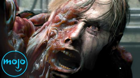 Top 10 Most Disgusting Resident Evil Monsters