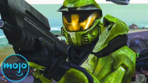 Top 10 Most Influential First Person Shooters of All Time