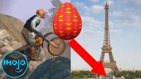 Top 10 Most Well Hidden Video Game Easter Eggs Ever