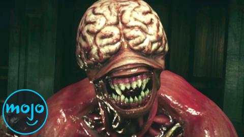 Top 10 Scariest Resident Evil Monsters