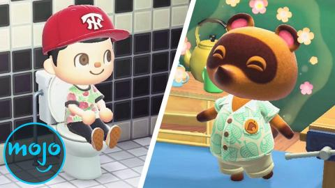 Top 10 Things Animal Crossing: New Horizons Doesn't Tell You