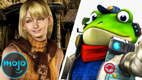 Top 10 Most Hated Video Game Characters