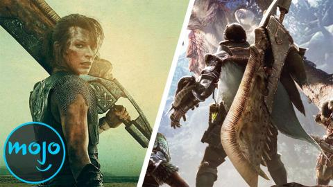 Top 10 Video Game Movies Currently in Development