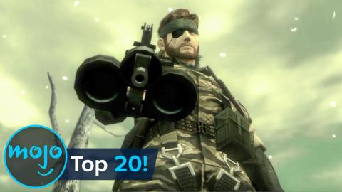 Top 20 Defining Video Game Moments of the Century So Far