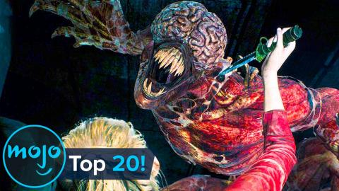 Top 20 Scariest Moments in Resident Evil Games