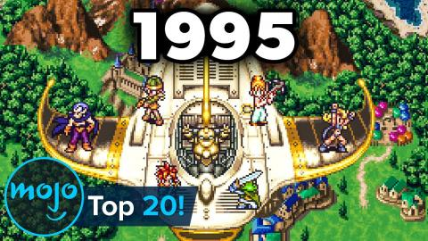 Top 20 Video Games That Aged Well