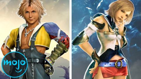 The Worst Final Fantasy Outfits Ever