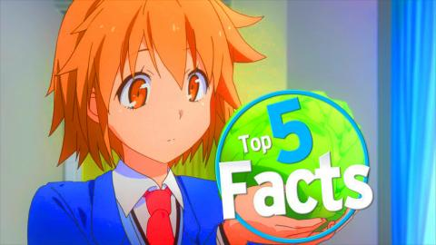 Top 5 Anime Facts